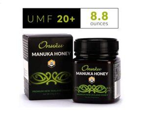Raw Organic Manuka Honey