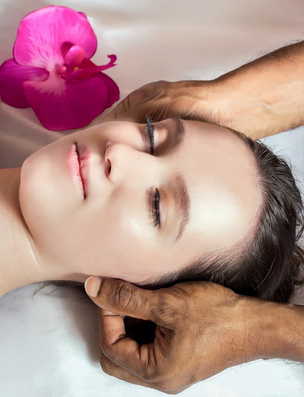 anti ageing tips for women-massage ears