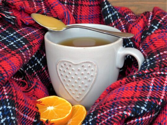natural remedies to common cold-bone broth