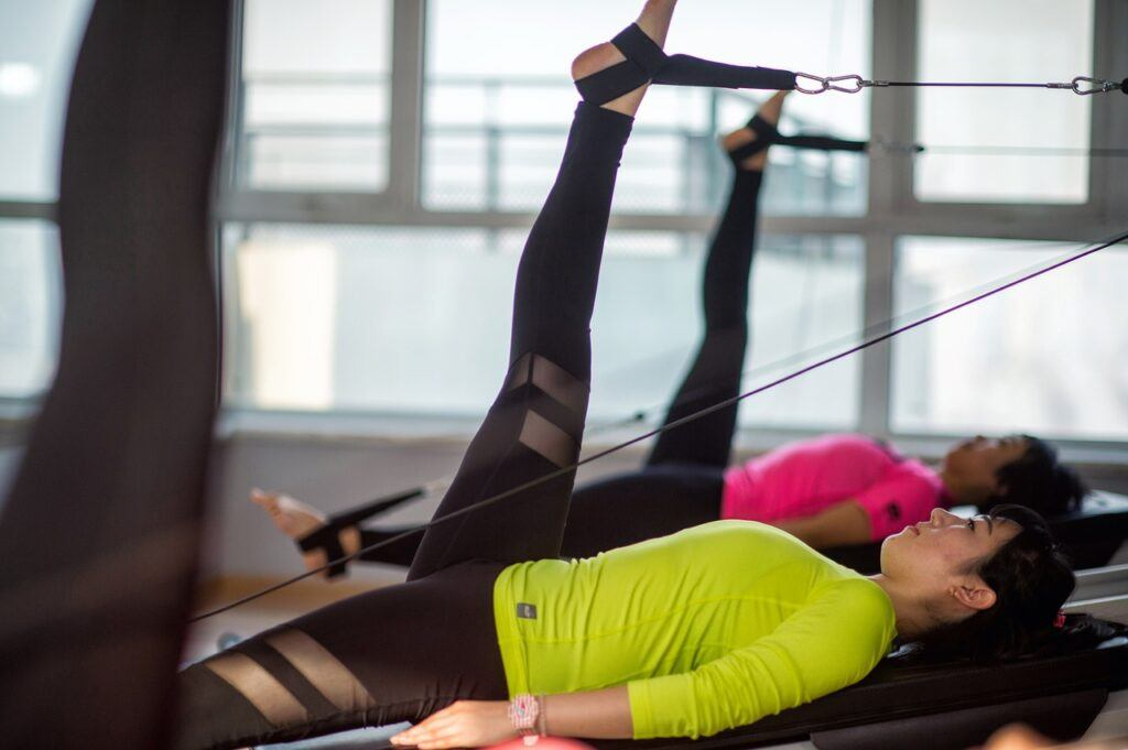 3 practices for body mind balancing and longevity-pilates reformer