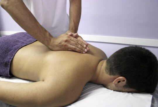 full body massage therapy techniques_tapping