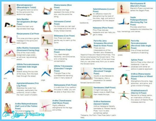 yoga-asanas-for-flexibility-yoga postures