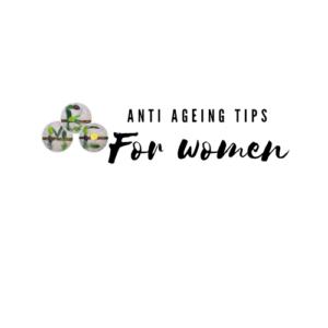 anti ageing tips - Logo