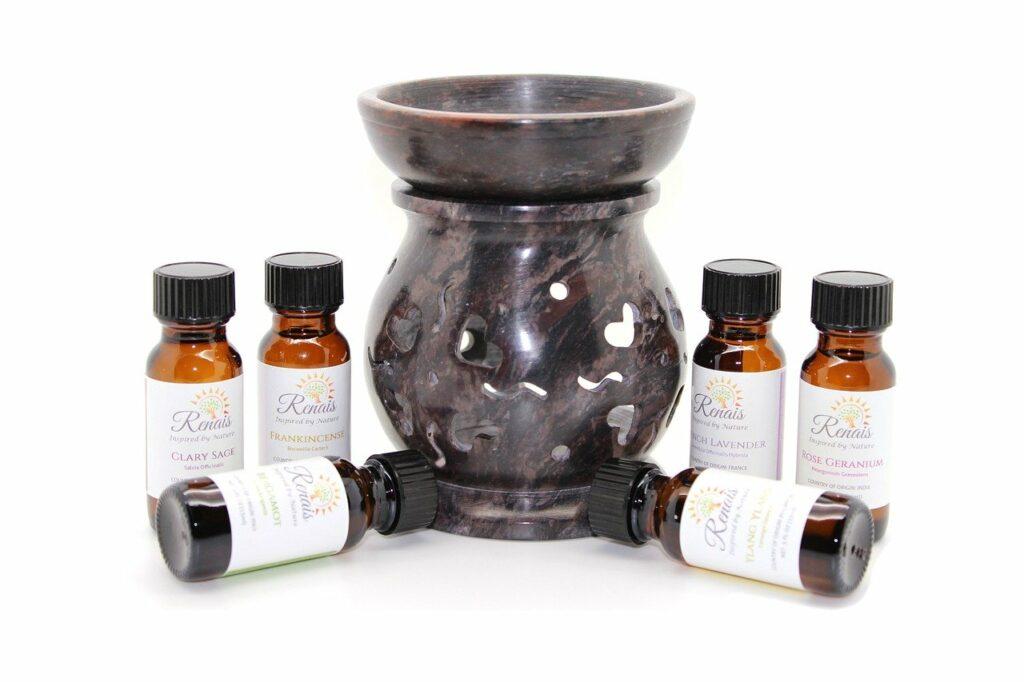 Best Uses for Essential oils-burner
