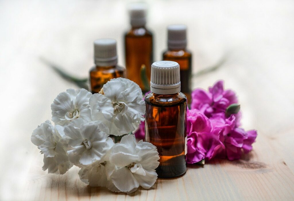Best Uses for Essential oils-cleaning