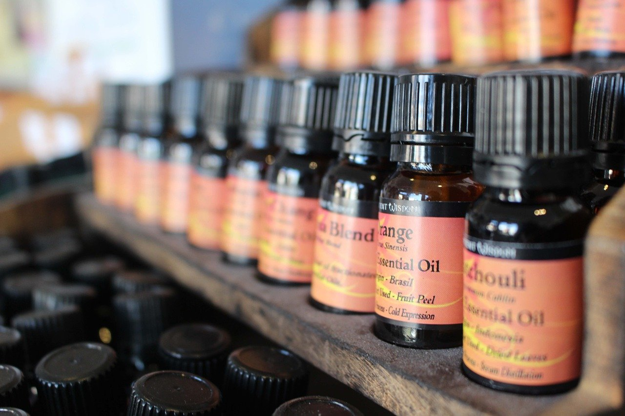 Best Uses for Essential oils-oil variety
