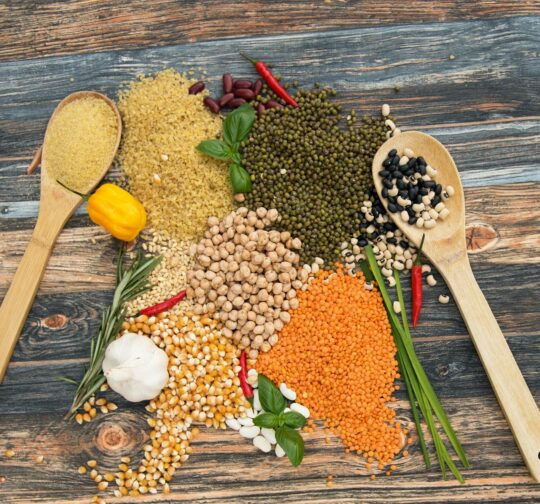 Nutrients For Healthy Nails-pulses