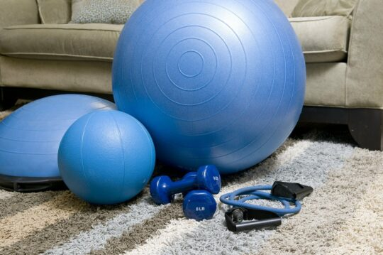 Best at home workout equipment