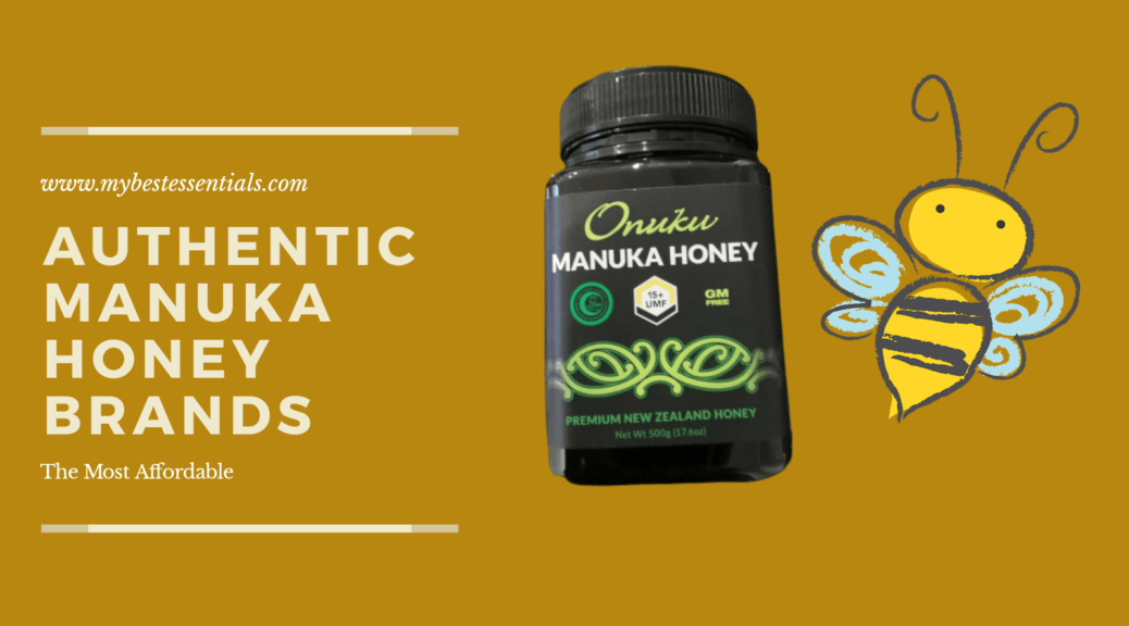 authentic manuka honey brands-the most affordable